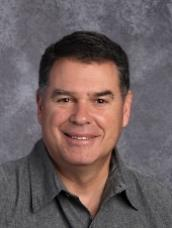 Canyon Elementary School Teacher of the Year: Brad Hawkes