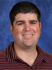White Pine Elementary School Teacher of the Year: Jacob Downs