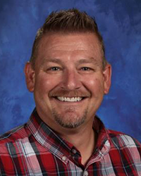 Cedar Ridge Elementary School Teacher of the Year: Reed Olson