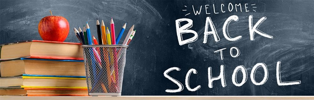 Back to School Information / 2021-2022 Back to School Information
