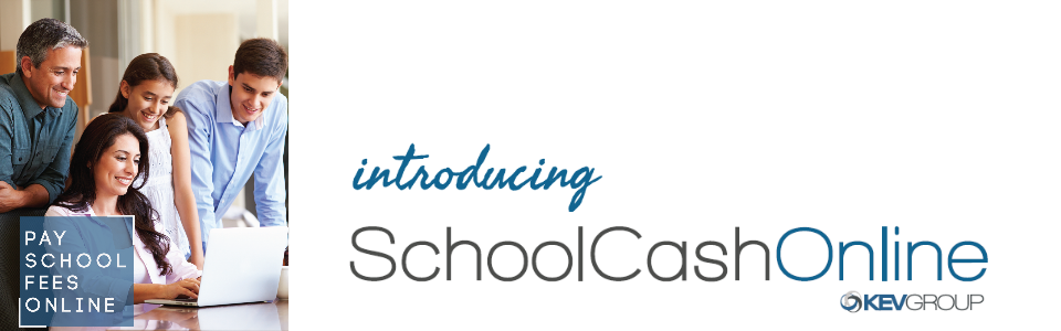 School Cash Online header