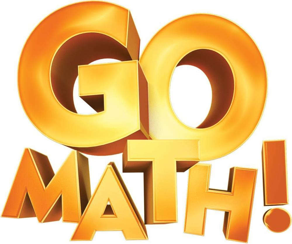 Click here for Go Math! Interactive links