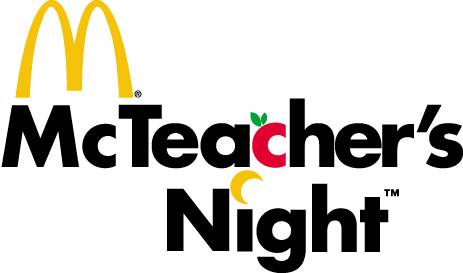 McTeacher's Night for Lincoln!