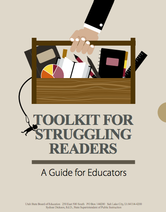 Toolkit For Struggling Readers- USBE
