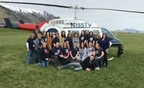 Chopper 5 and some of the Staff