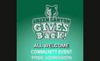 Green Canyon Gives Back Flyer
