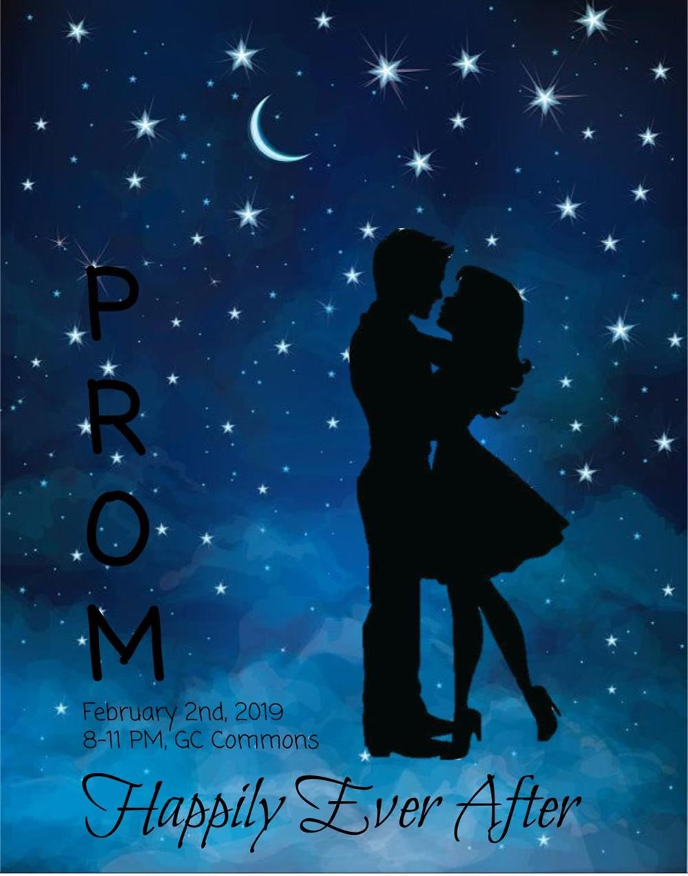 "Prom  ""Happily Ever After"""