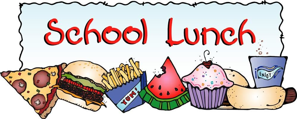 School Lunch program information