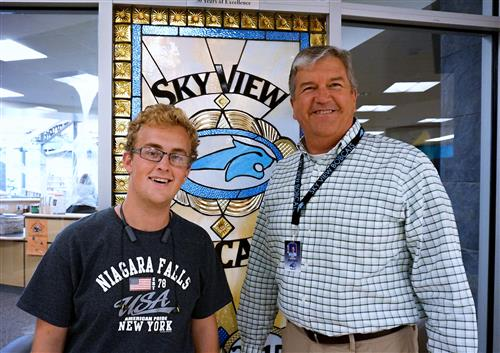 SV Student Achieves Perfect ACT Score