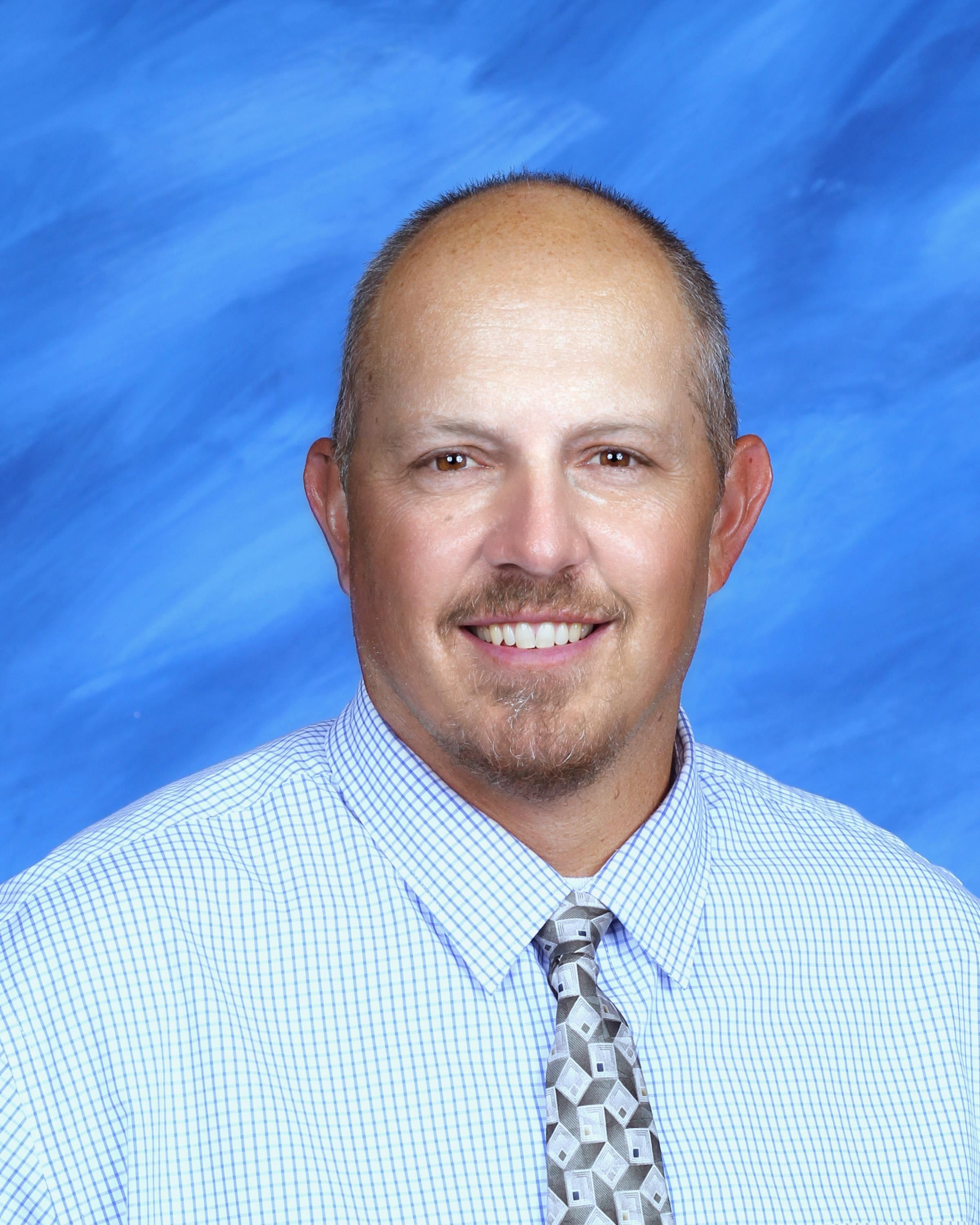 Jim Crosbie, Assistant Principal