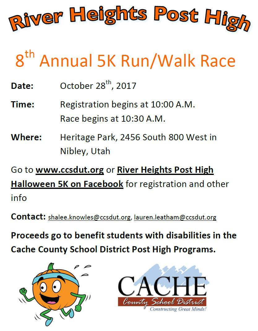 8th Annual 5K Run/Walk