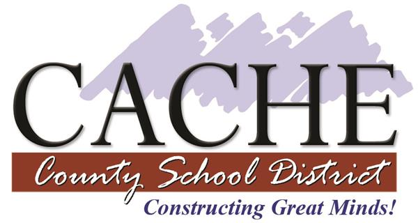 Cache County School District logo