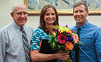 Congratulations to Elise Griffin, Birch Creek Elementary's Teacher of the Year!