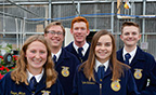 Mountain Crest HS Students Shine in National FFA Competition