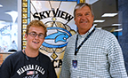Sky View student achieves perfect ACT score