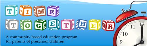 TIme together Logo