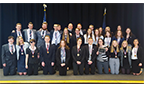 "Sky View/Green Canyon team wins Utah ""We the People"" competition, will continue to national finals competition in Washington, D.C."