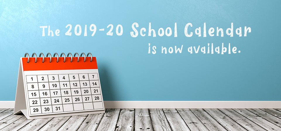 Greenville County School Calendar 2020-21 The 2019 20 District Calendar is now available