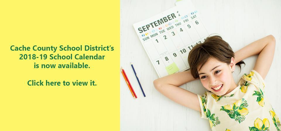 district calendar 2018 2019 home